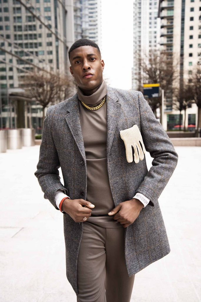 Stefan Pierre For British Thoughts - Shot by Alex Zainea